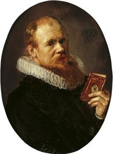Portret van Theodorus Schrevelius (1572-1653)
