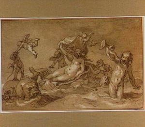 De triomf van Galatea