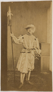 Portret van Jan Dirk Peereboom Voller (1840-1921)