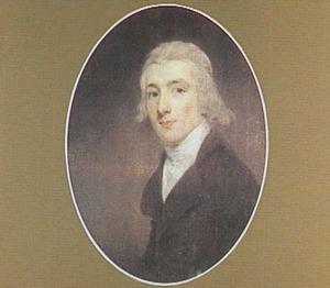 Portret van Willem Hendrik de Beaufort (1775-1829)
