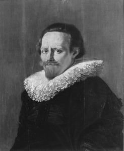 Portret van Pieter van der Burch (1592-1634)