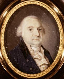 Portret van John Elgin ( -1810)