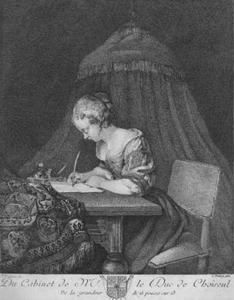 Briefschrijfster