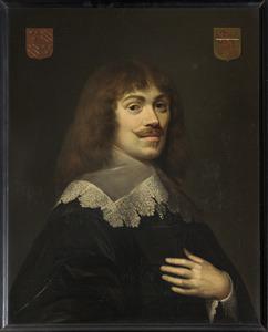 Portret van Bartholomeus de Kies van Wissen (1614-1679)