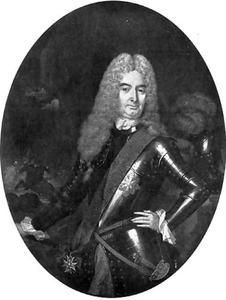Portret van Pier Roberto Tapparelli d'Azeglio (1669-1732)