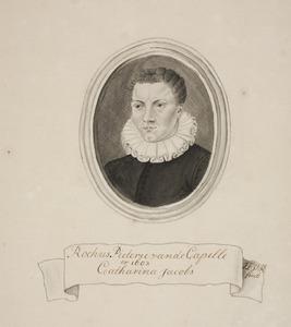 Portret van Rochus van de Capelle (1571-1636)