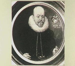 Portret van Abel Coenders van Helpen (1564-1629)