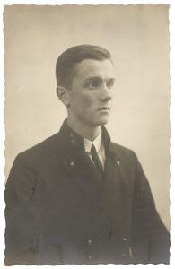 Portret van Jacob Gerrit Daniel de Haan (1911-1936)