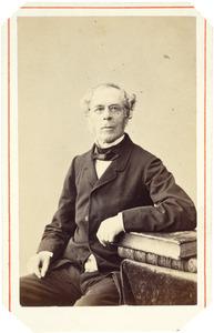 Portret van Jacob Pieter Johan Theodore Brantsen (1805-1880)