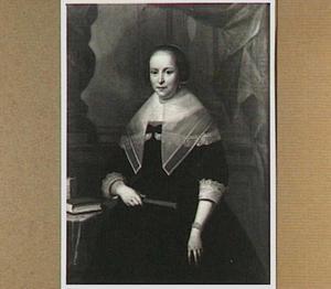 Portret van Jacoba Lampsins  (....-1667)