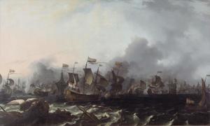 Slag bij Kijkduin, 21 augustus 1673