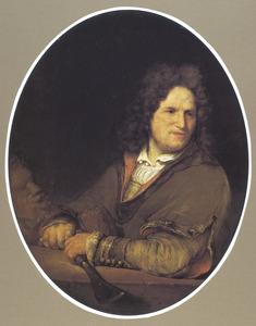 Portret van Hendrik Noteman (1657-1734)