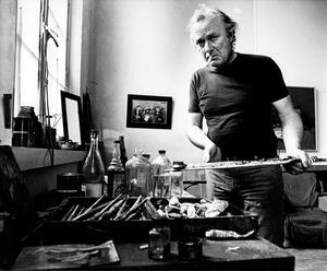 Portret van Jan Engelman