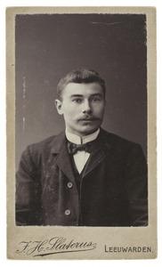Portret van Th. van de Bakker