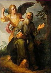 De evangelist Mattheüs