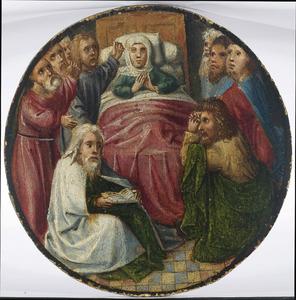 De dood van Maria