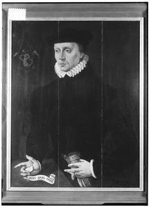 Portret van een man uit het geslacht Meerman