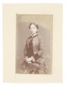 Portret van Anna Catharina Handel (1869-...)