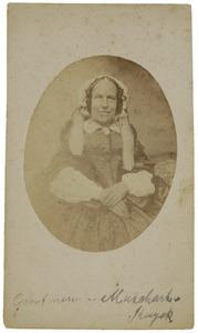 Portret van Eliza Dingena Kuyck (1802-1861)