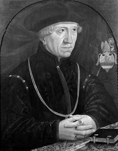 Portret van bisschop Tideman Gisius
