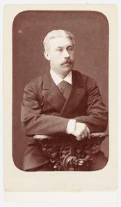 Portret van dhr. Johan Christiaan Pieter Eugene van Meeuwen (1842-1916)