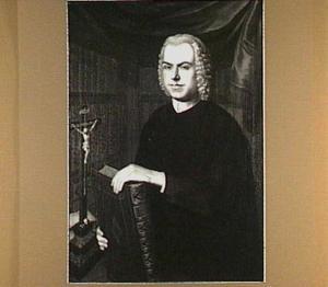 Portret van J. de Roeper