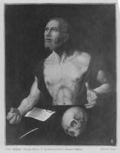 De boetvaardige Hieronymus