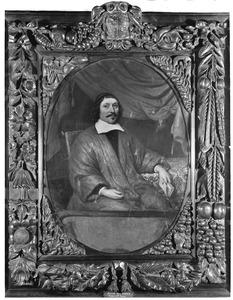 Portret van Henricus Bornius (1620-1675)