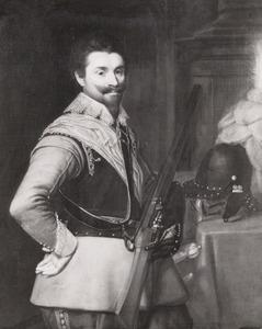 Portret van een man, mogelijk Herman Otto van Limburg Stirum