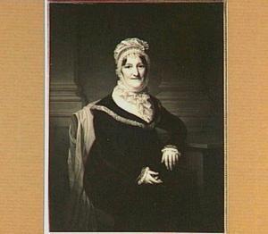 Portret van Louise Maria Matthiessen (1749-1826)