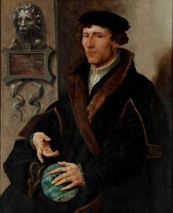 Portret van Reinerus Gemma Frisius (1508-1555)