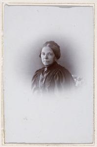 Portret van Cornelia Maria van Hangest d'Yvoy (1820-1902)