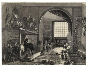 Rosa Bonheur's atelier