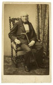 Portret van Hendrik Hovy (1803-1868)