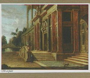 Bordes voor een paleis