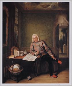 Portret van Christiaan van Eeghen (1700-1747)