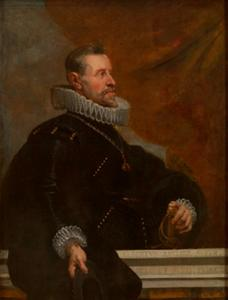 Portret van aartshertog Albrecht van Oostenrijk