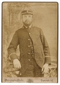 Portret van Louis Jules Adrien Agincourt Carst (1865-1920)