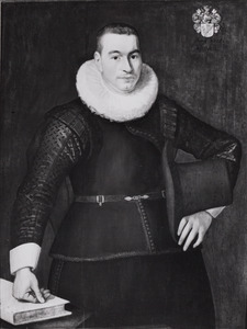 Portret van Gijsbert van Brienen (1594-1632)