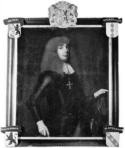Portret van Carel van Gelder (1632-1706)