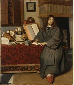 Portret van Ysbrand Ysbrandsz. (1635-1705)
