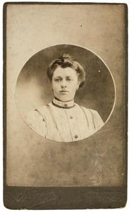 Portret van Anna Bruining