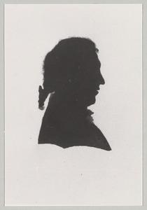 Portret van W. Schepman