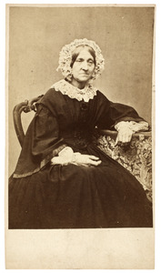 Portret van Anna Elisabeth Bonebakker (1800-1870)