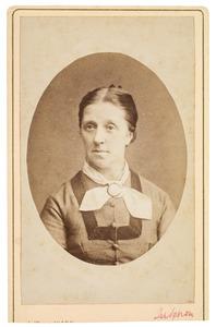 Portret van Hendrika Godefrida Strik van Wijk (1827-1910)