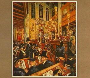 Synagogedienst