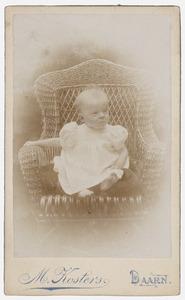 Portret van Frans Vollgraff (1900- )