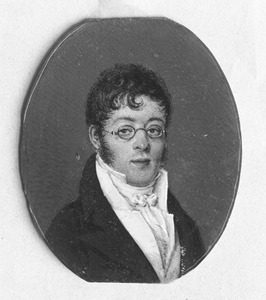 Portret van Johan Warin (1786-1847)