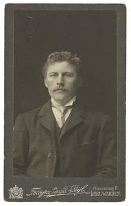 Portret van Klaas Krol