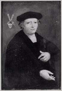 Portret van Roemer Arentsz. van der Anxter (....-....)
